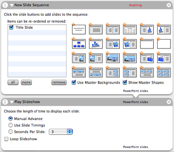 PowerPoint Actions | Automator World